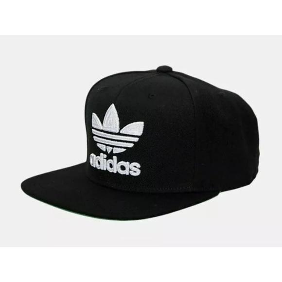 b888deb25 Adidas SnapBack Cap Hat NWT NWT